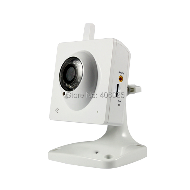 Free Shipping CWH-M623W HD 720P IP WIFI camera with two way audio security camera wifi with sd card recording 1.0MP WIFI Camera(China (Mainland))
