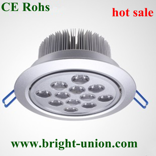 2013 new products Hot sale 12w ceiling tile light recessed(China (Mainland))