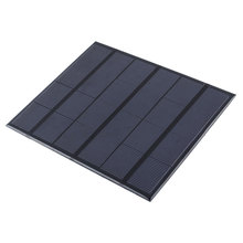 New 6v 3.5w 580-600MA Solar Panel two sockets Battery Charger high efficiency MP4 PDA(China (Mainland))