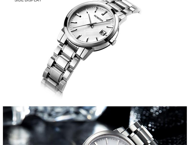 OCHSTIN Новый Мода Дамы Роскошные Золотые Кварцевые Наручные Часы Женщины Известный Бренд Часы Relojes Mujer Montre Femme