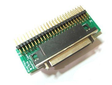IDC 50-Pin To 50-Pin Adapter Converter for computer  pc wifi kvm switch  industrial interface