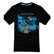 Sueño Theate banda de Rock de moda marca hombre camisa 3D alta calidad artículos ocasionales oscuro pesado Metal Punk gimnasio 100% algodón 03(China (Mainland))
