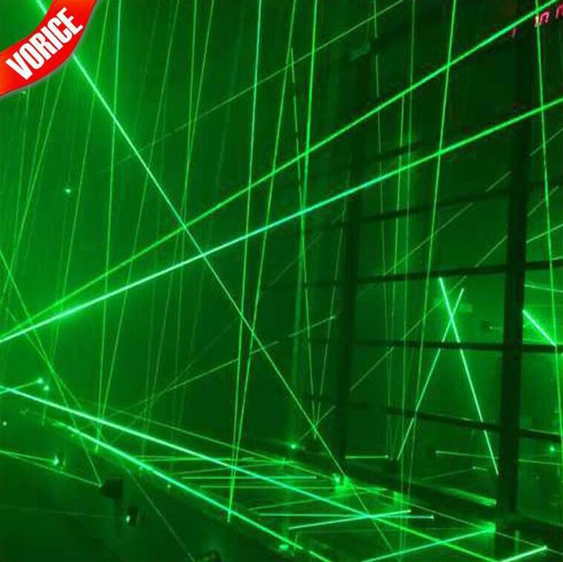 Hot popular escape game Laser module green laser array laser escape room props<br><br>Aliexpress