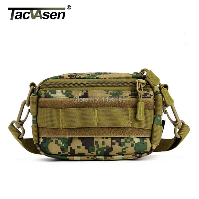 outdoor men messenger bags men travel bags one shoulder handbags sport mini bags Tactical Map Waist Pack Outdoor Travel Pack(China (Mainland))