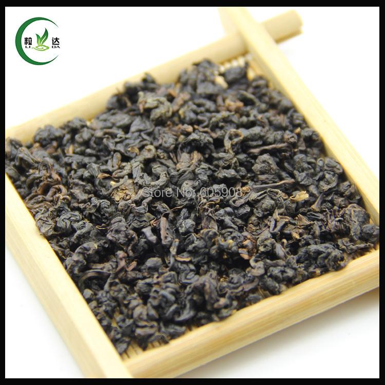 500g Supreme Organic Taiwan High Mountain Black GABA Oolong Tea