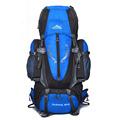 85 Large Outdoor Backpack Waterproof bag Climbing Hiking Backpack outdoor travel Multi purpose camping ski backpack