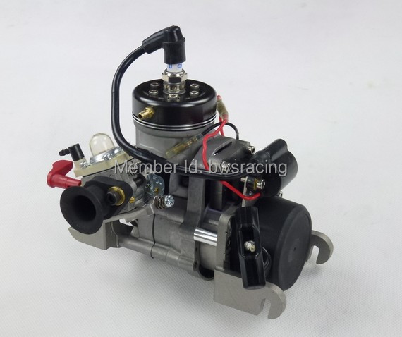 Free shipping powerful 2 stoke rc boat gas engine for for Gas rc boat motors