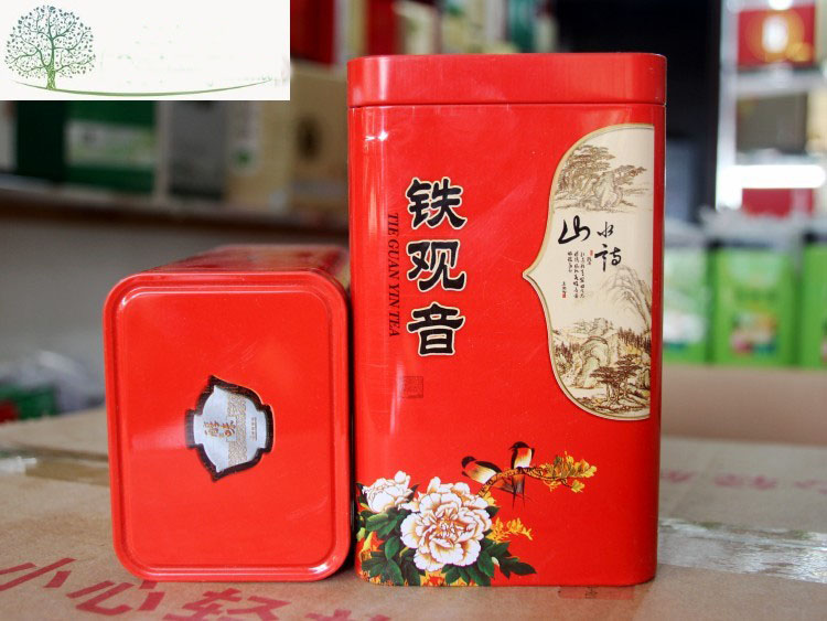 Top grade Chinese Oolong tea tieguanyin tea tie guan yin tea oolong the green food new health care products wholesale(China (Mainland))