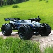 Buy JLB Racing CHEETAH 1/10 Brushless 80 km/h 1:10 RC Car Monster Trunk 21101 RTR for $267.99 in AliExpress store