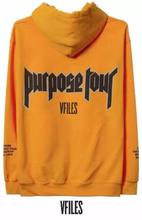 2016 justin bieber purpose tour vfiles hoodies men hip hop sport hoodies kanye west palace thrasher brand hoodies sweatshirts(China (Mainland))