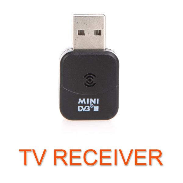 DVB-T Mini USB Digital TV HDTV Stick Tuner Dongle Receiver Recorder+Remote Control for PC Laptop DVBT(China (Mainland))
