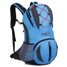 Waterproof Outdoor Sports Breathable Backpack Shoulder  Bag For Biking Cycling Riding Bicycle Traveling Camping Hiking 22L 3206(China (Mainland))