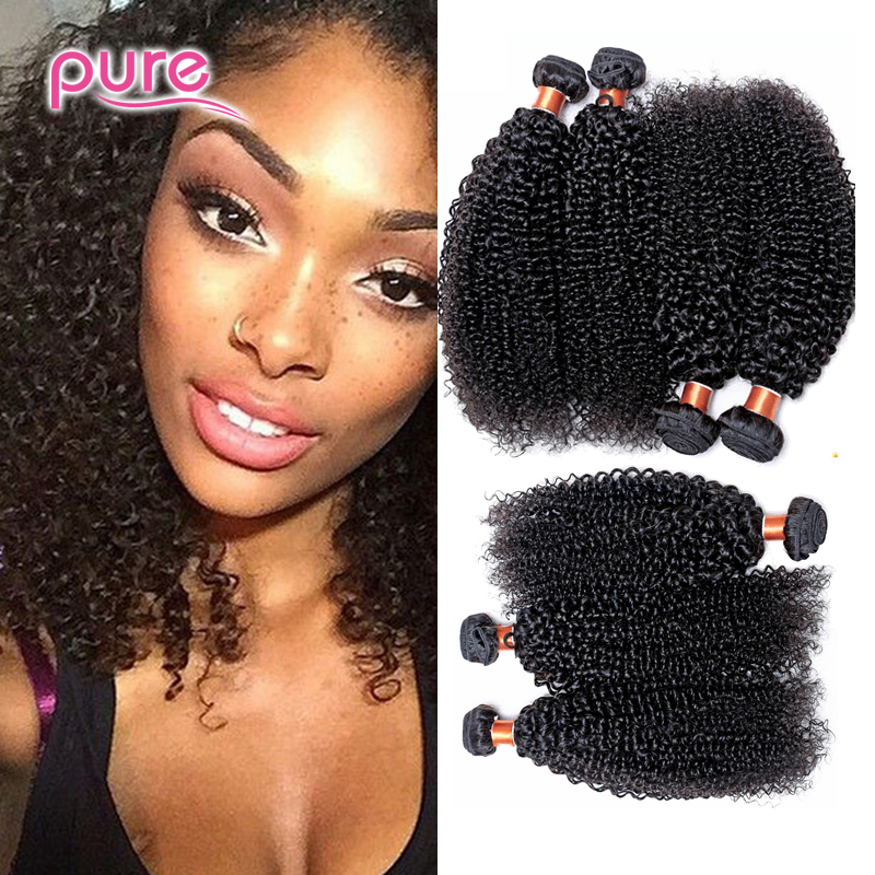 7A Grade Cambodian Virgin Hair Afro Kinky Curly Human Hair 4pcs/Lot Unprocessed Cambodian Kinky Curly Virgin Hair Natural Color<br><br>Aliexpress