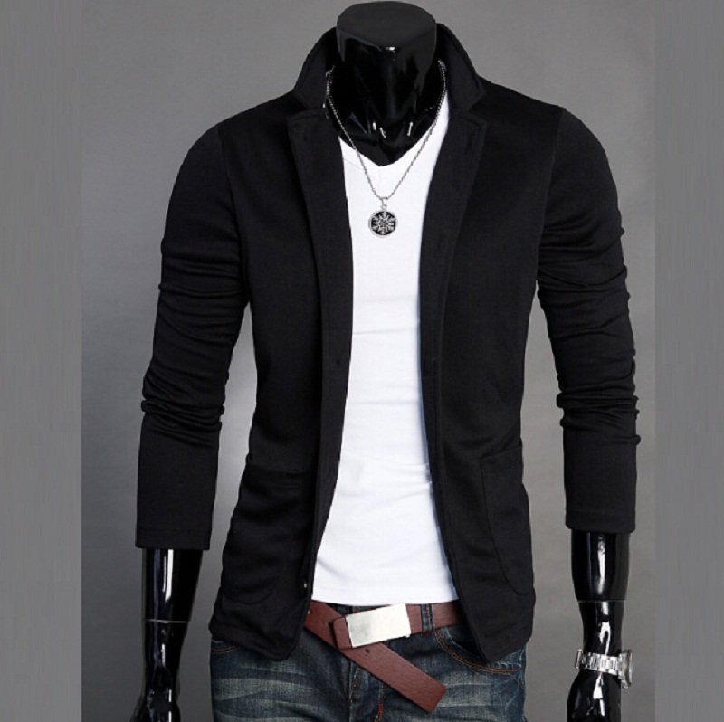 2015 Real Conventional No The Northe Face Special Classic Minimalist Design Men's Small Collar Suit Fashion Leisure Jacket Men(China (Mainland))