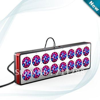 FREE SHIPPING  2012 NEW product Apollo 600W( 240*3W) led grow  light