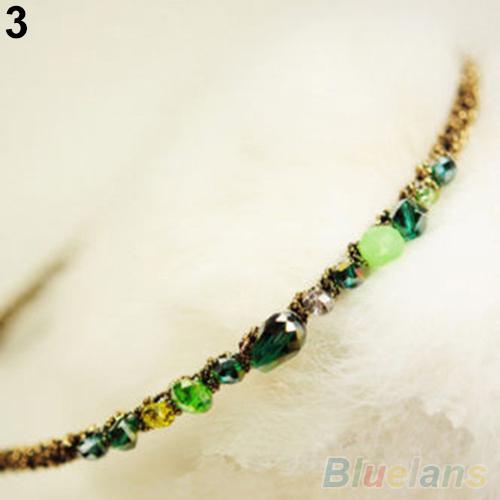 Fashion Womens Rhinestone Crystal Headband Barrette Accessories Hairpin ClipОдежда и ак�е��уары<br><br><br>Aliexpress