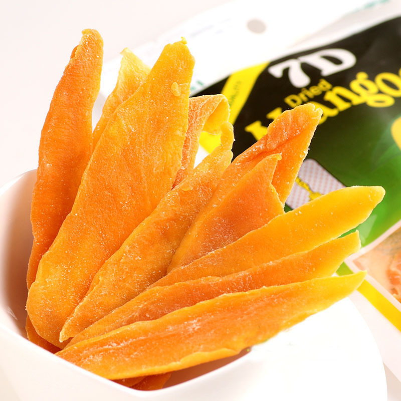 Philippines 7D mango stem 100g/ package snacks dried fruit preserves food(China (Mainland))