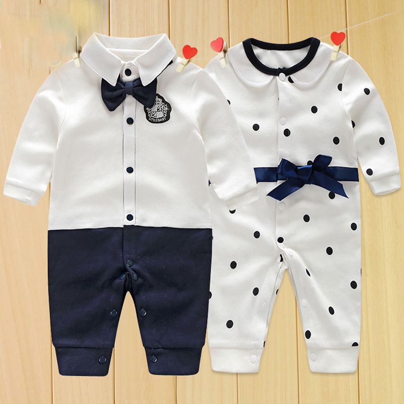 Baby Rompers Children Autumn Clothing Set Newborn Baby Clothes Cotton Baby Rompers Long Sleeve Baby Girl Clothing Jumpsuits