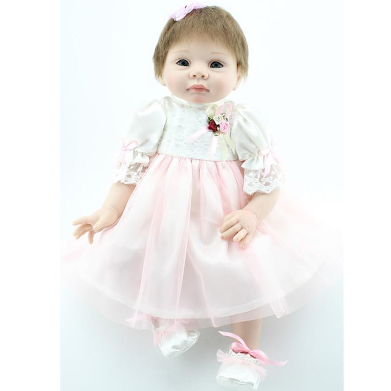 New 2014 Free shipping TOP QUALITY 55cm boy reborn baby doll same quality as adora baby doll for kids gift bjd doll DIY doll<br><br>Aliexpress