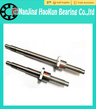 RM1605 Ball Screw SFU1605 L= 600mm Rolled 1605 Ballscrew with single Ballnut for CNC parts for special offer