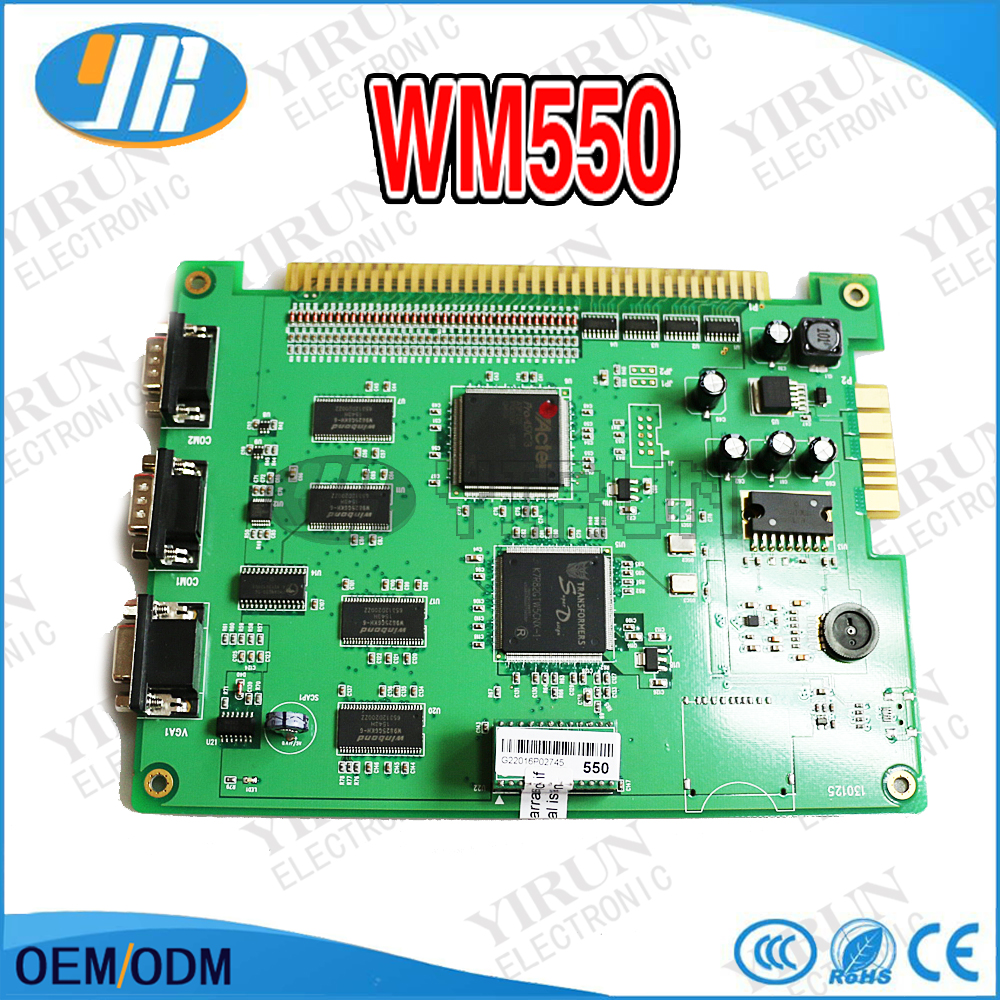 2016 Slot Game Board WMS 550 Life Of Luxury 15 line pcb board rate 56.88-94.99%(China (Mainland))