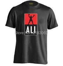 Muhammad Ali Mens & Womens Sport Casual T Shirt Cotton Fitness T Shirt