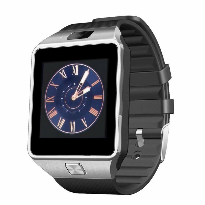 2016 Hot Smart Watch DZ09 Clock SIM/TF for Android Iphone Camera Bluetooth Wristwatch Smartwatch Phone PK GV18 GT08 GV09 M26 U8(China (Mainland))