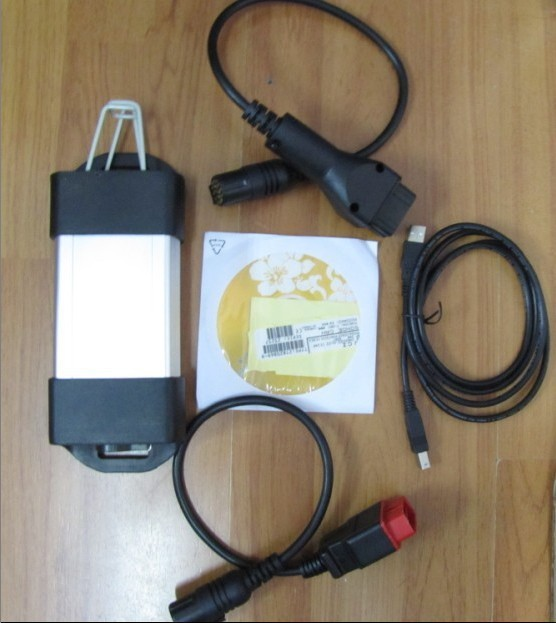 2013 Latest top qaulity for Renault CAN Clip multi language v124 Can Clip interface(China (Mainland))