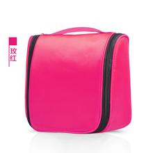 Upgrade large Ladies Wash Bag Toilet Bag Hanging Makeup Bag 1pcs 5 candy colors waterproof wear