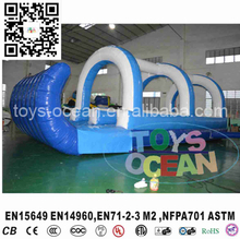 2017 New design cheap inflatable slip and slide for backyard party rental(China (Mainland))