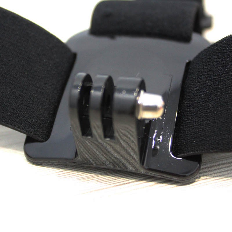image for GoPro Accessories Harness Adjustable Elastic Headband Head Strap For G