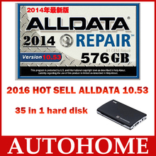 Buy Auto repair software Alldata 10.53+Mitchell 2014+WD/TOSHIBA/HGST/ Seagate randomly sent+ELSA 4.1 etc 35 in1 1TB for $114.00 in AliExpress store