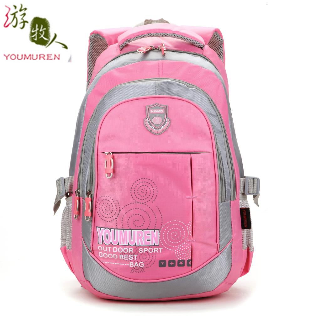 Girls Large Backpack - Crazy Backpacks