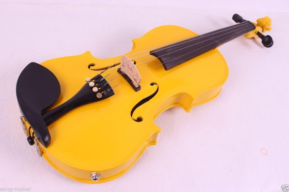 4/4 violinElectric Acoustic Violin Performing special violin(China (Mainland))