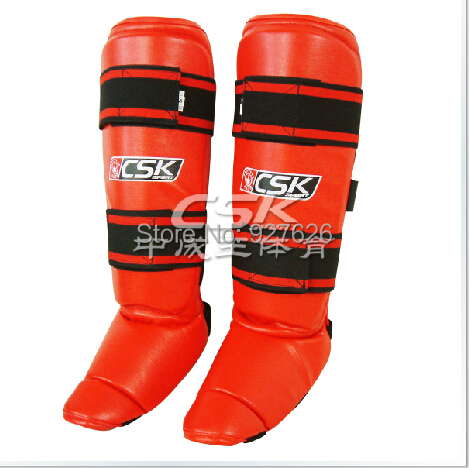 Top Quality Fast Shipping/Sanda Shin guards /Thai Boxing wrestling leggings/ martial art protective gear(China (Mainland))