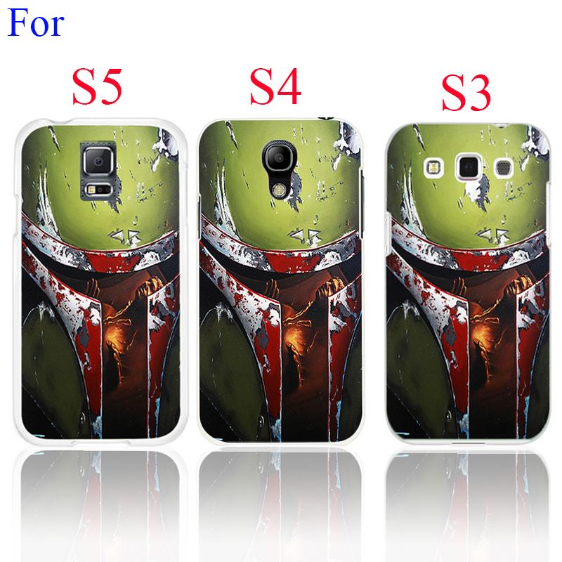 boba fett star war Case Cover for Galaxy S5 S4 S3 I9600 I9500 I9300 1PC(China (Mainland))