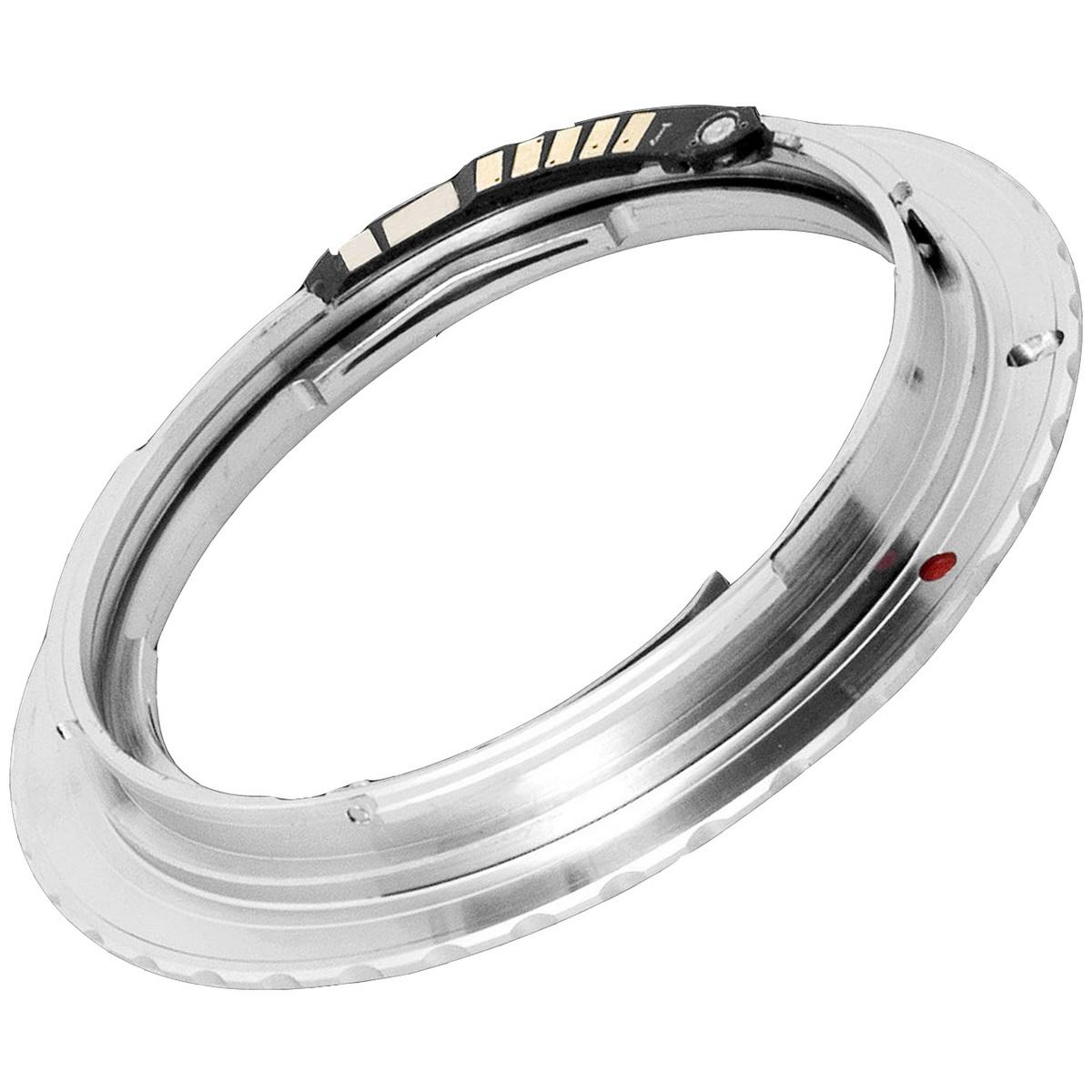 Lens Ring Mount Adapter For AF Confirm Pentax K PK Lens to Canon EOS EF 600D 60D 1100D DC130-SZ<br><br>Aliexpress