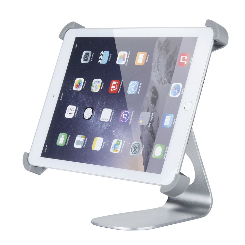 """360 Degree Rotatable Aluminum Desktop Holder Table Stand For iPad Air 2 1 /9.7 """" Tablets(China (Mainland))"""