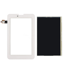 white Touch Screen Digitizer Glass Sensor LCD Display Panel Screen For Lenovo Tablet IdeaTab A3000 Free