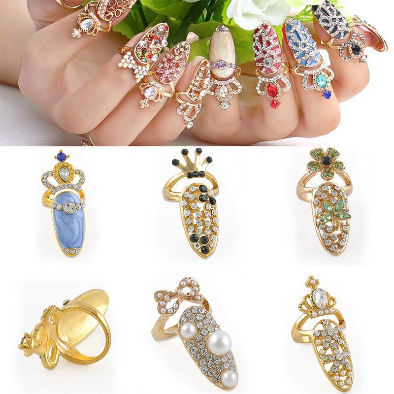 Накладные ногти из Китая