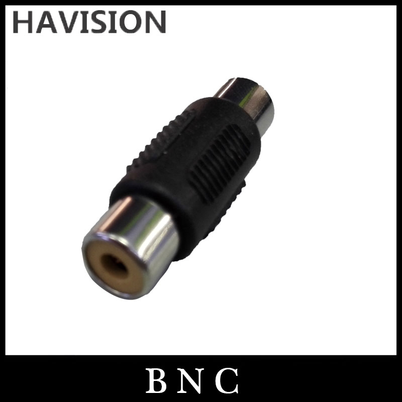 100pcs COUPLE RCA FEMALE TO FEMALE IN-LINE ADAPTER FOR AUDIO OR VIDEO<br><br>Aliexpress