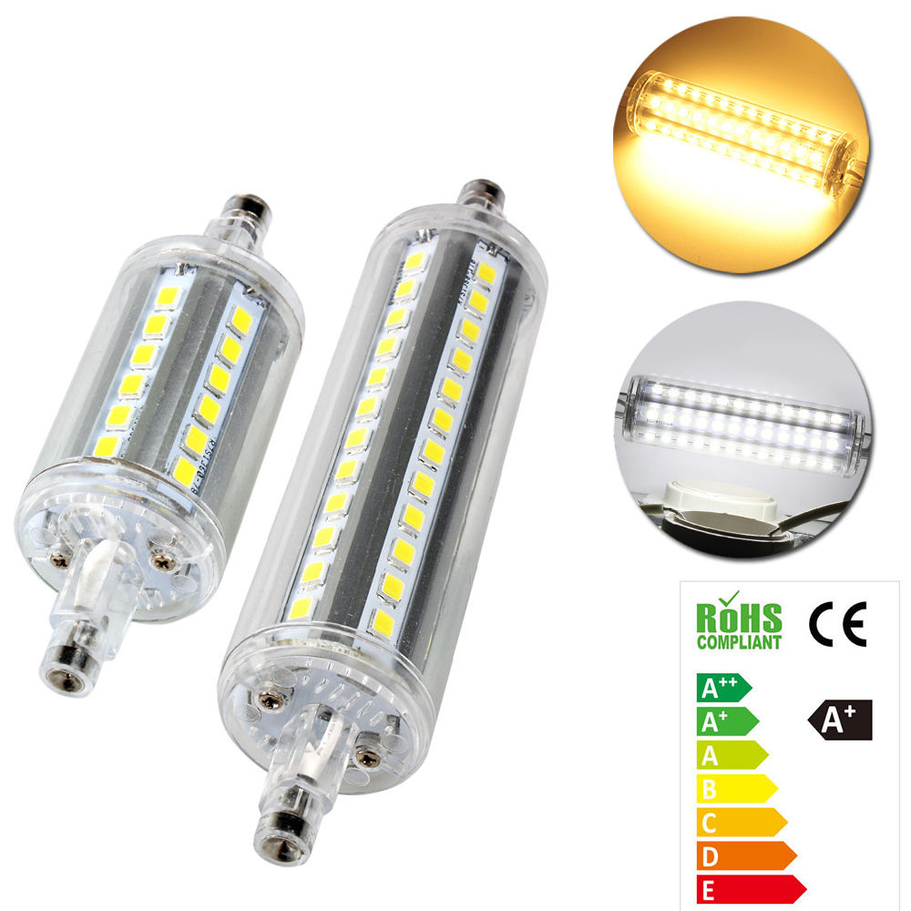 R7s Led Flood Light 85 265v 5w 10w 2835smd Bulb Halogen Replacement Tube Decorative Spotlight