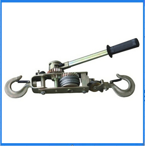 2T Ratchet Cable Puller JX-20 Tight Line Device Tensioners Wire Cable Pullers(China (Mainland))