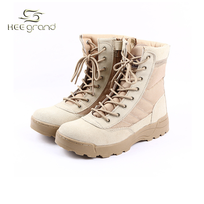 Outdoor 2016 Hot Top Selling Men's Daily Sneakers High-Top Cow Leather Wearable Men's Relaxed Fits Sneakers Hiking Shoes XYD098