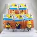 2016 Despicable Me 3 Minions PVC Action Figure Toys Collectable Model Toy 15 18cm 5pcs set