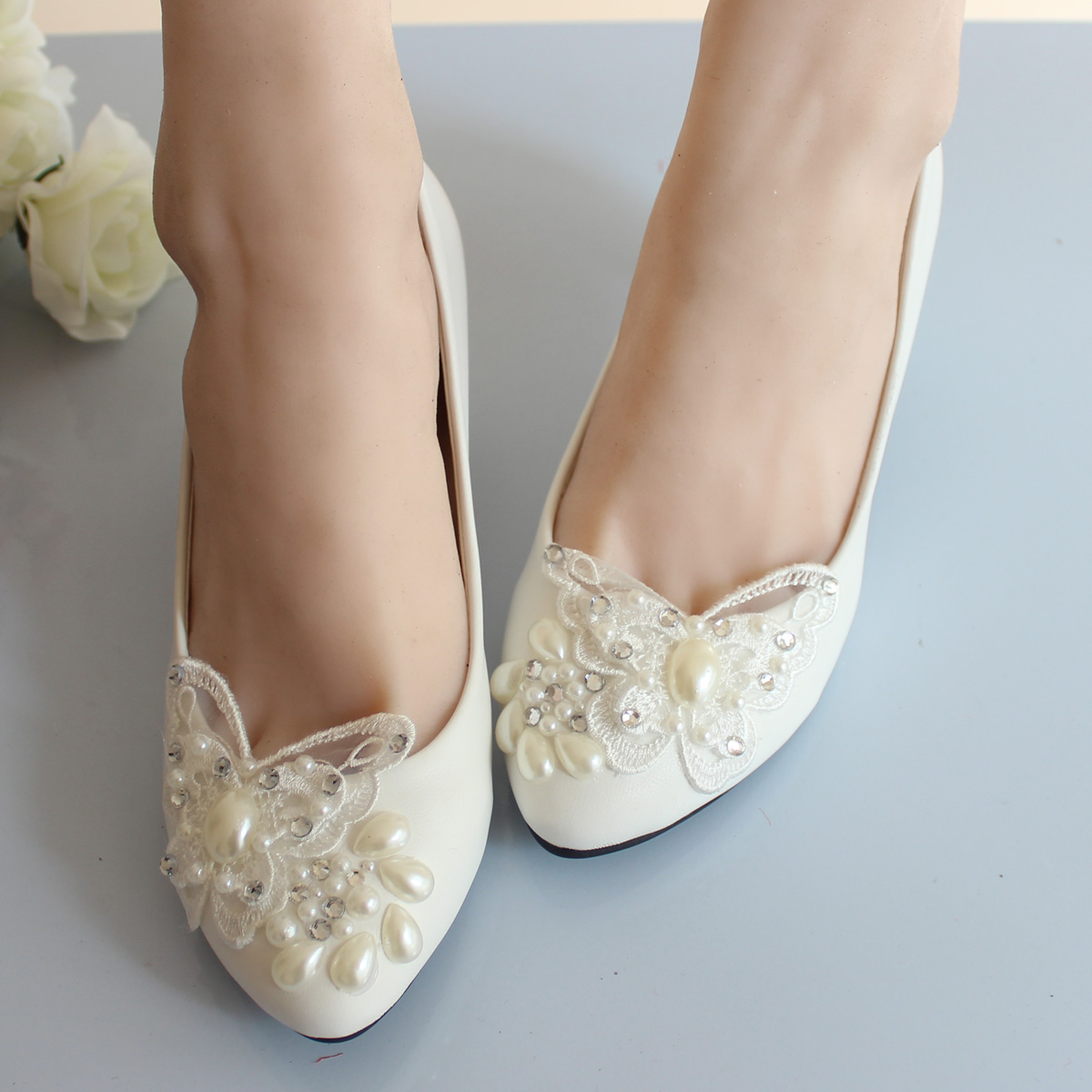 Bridal Party Slippers | Division of Global Affairs