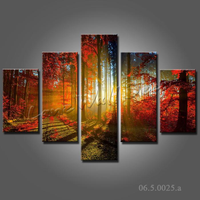 Картина Lanz Wall Decor 5 100x70cm