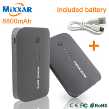 ZK30 Double USB 8800mAh Power Bank External Mobile Backup Battery Powerbank Portable Charger For Mainstream Smartphone(China (Mainland))