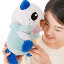 2016 Cheap sale 30cm classical peluche Pokemon plush toy Oshawott stuffed collectibles doll toys kids toys brinquedos(China (Mainland))