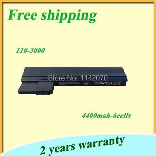 Brand New Laptop battery For HP Mini 110-3000 110-3618TU 110-3633TU 110-3748TU 110-3749TU Notebook battery(China (Mainland))